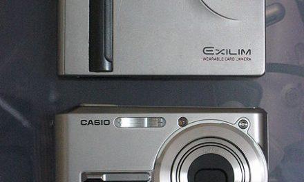 "Kamera ""point & shoot"" Casio bakal berkubur?"