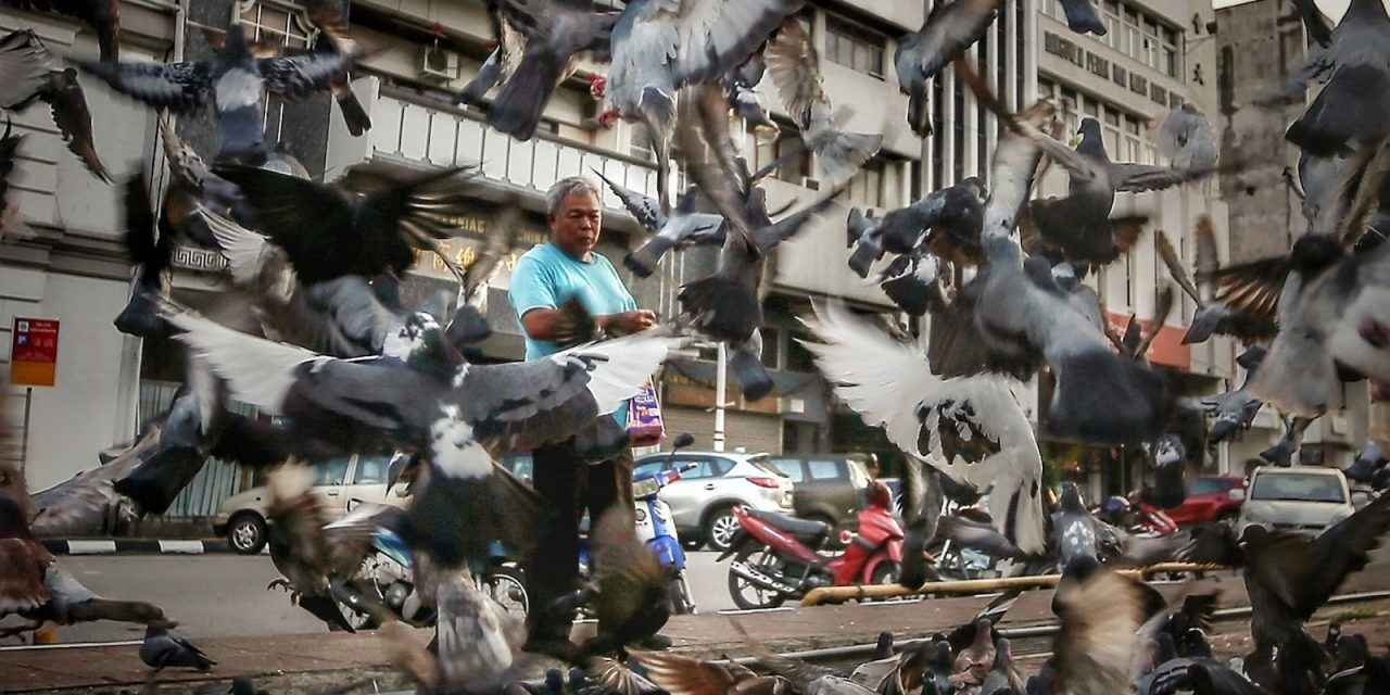 "Street Malaya | ""Ipoh Daily"" oleh Farhan Najib"