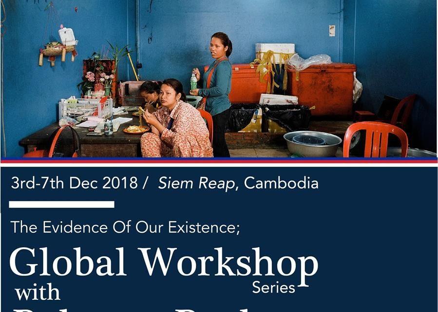 Rahman Roslan – Master Workshop