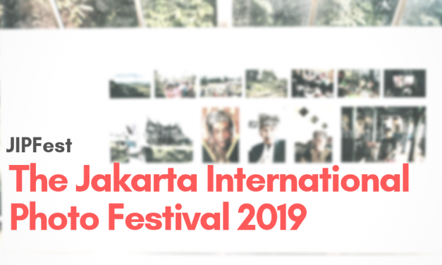Syai | Laporan Jakarta International Photo Festival 2019