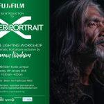 Bengkel – Potrait & Pencahayaan di taja oleh Fujifilm