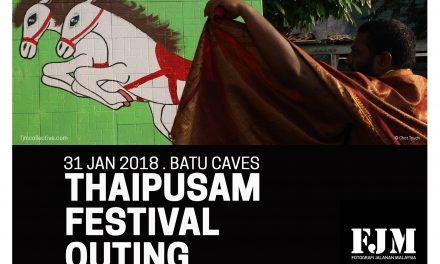 FJM – Thaipusam Festival Outing