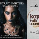 Amri Ginang – Bengkel Pengcahayaan Potret