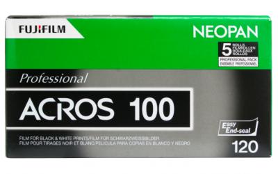 Filem Hitam Putih Fujifilm Akan Dinyah Pengeluarannya