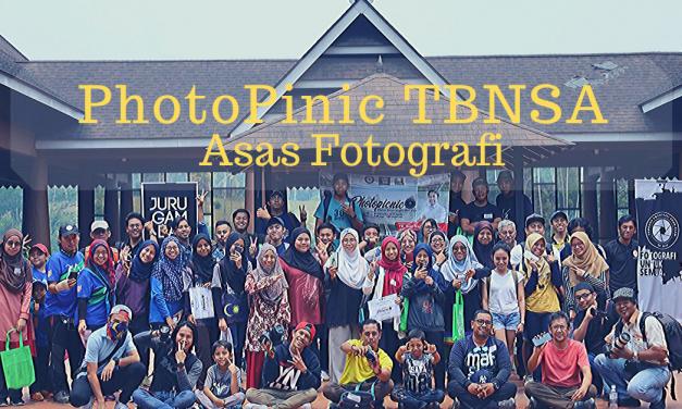 Laporan PhotoPicnic TBNSA