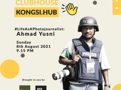 Life As A Photojournalist : Ahmad Yusni